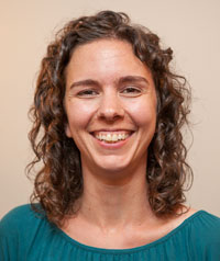 Hanah Chapman, assistant professor of psychology