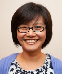 Holly (Hao-hsuan) Chiu, assistant professor of finance and business management