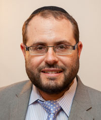 Dov Fischer, assistant professor of Accounting