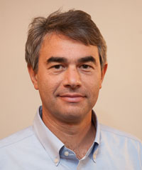 Emilio Gallicchio, assistant professor of chemistry