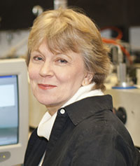 Joann Mathias, Ph.D., lecturer and doctoral scholar in chemistry