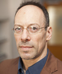 Assistant Professor Jon Nissenbaum of English