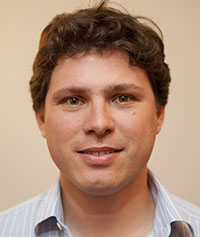 Assistant Professor Diogo Pinheiro of mathematics