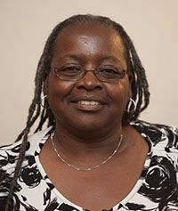 Assistant Professor Satina V. Williams of accounting