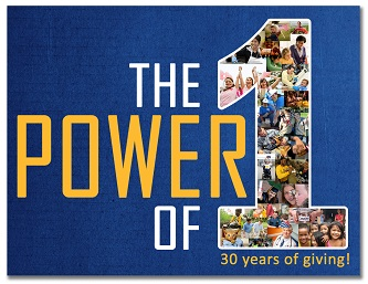 <p>The CUNY Campaign for Voluntary Charitable Giving is celebrating 30 years of success with a new theme: