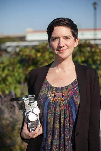 <p>Assistant Professor Sarah J. Christman is the creator of six acclaimed documentaries that have been showcased around the globe.</p>