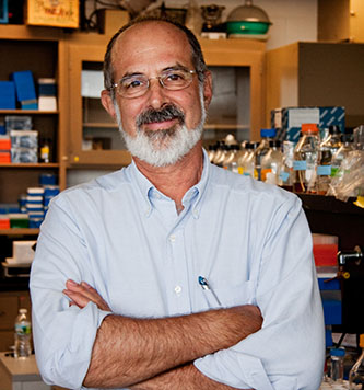 <p>Biology Professor Peter Lipke. </p>