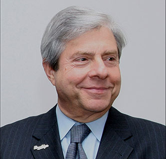 <p>Marty Markowitz '70, Presidential Medal</p>