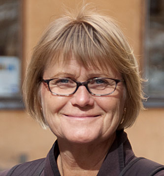 <p>Swedish Professor Monica Nilsson.</p>