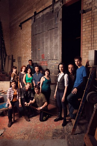 <p>Ready to take the world by storm: The talented and stylish B.F.A. in Acting Class of 2014!</p>