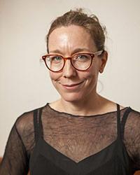 <p>Katherine Lindberg, Asst. Professor, Film</p>