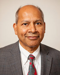 <p>Sunil K. Mohanty, Professor and Chairperson, Finance and Business Management </p>