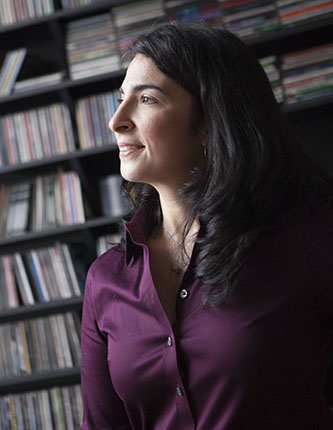 <p>Adjunct lecturer and award-winning radio personality Julianna Forlano could think of no better place to host her show than at Brooklyn College, which gives her students the rare opportunity to produce a live, nationally broadcast program as part of their academic experience.</p>
