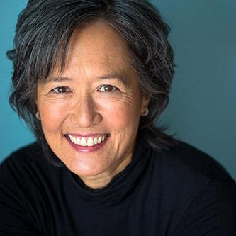 <p>Author Ruth Ozeki</p>