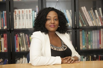 <p>Chief among her responsibilities, Zinga A. Fraser, Ph.D., the new director of the Brooklyn College Shirley Chisholm Project on Brooklyn Women's Activism, is looking forward to promoting Chisholm's continued importance to Brooklyn and beyond. </p>