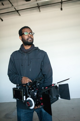 <p>Rashan Castro '14, a member of the inaugural class Brooklyn College Barry R. Feirstein Graduate School of Cinema at Steiner Studios, says that a combination of expert faculty, industry access, and state-of-the-art technology will help him achieve his dream of becoming a successful and respected filmmaker.</p>