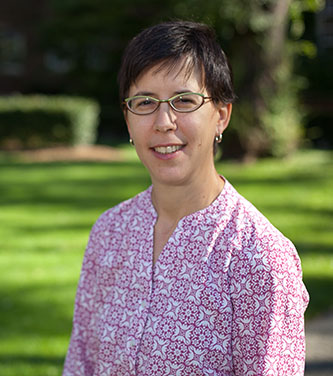 <p>Prof. Laurie Rubel </p>