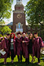 <p>With their time at Brooklyn College ended, our newest graduates are exceptionally well-prepared for the challenges and opportunities that lie ahead.</p>