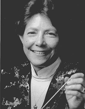 <p>Dorothy Klotzman</p>