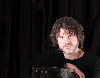 <p>Composer Jason Eckardt</p>