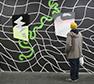 M.F.A. Art Students Display Dazzling 'Thru-Line' at New York's Moynihan Station