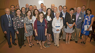 <p>&nbsp;Colleagues, friends, students, and relatives of the late Professor Roberto S&aacute;nchez-Delgado participated in a daylong organometallic chemistry symposium in his honor. </p>