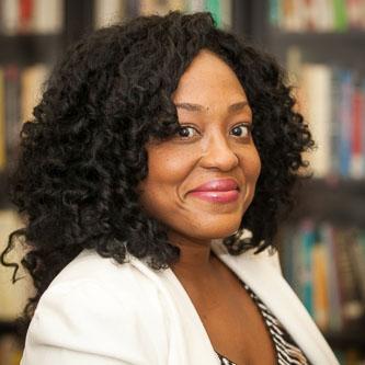 <p>Zinga Fraser, Africana Studies</p>