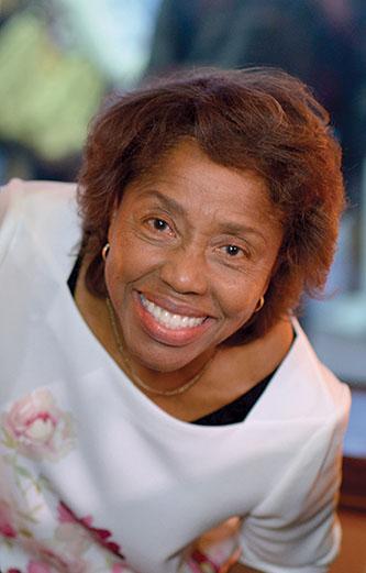<p>Distinguished Professor Tania Le&oacute;n.</p>