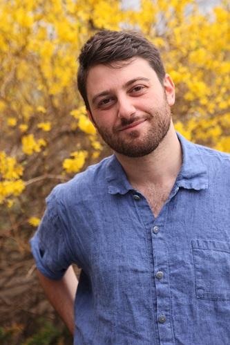 <p>Tom Haviv's poetry investigates generations of trauma and seeks reconciliation. </p>