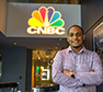 Class of 2017 Grad Ryan Beckford Heads to CNBC