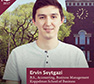 #BCGrad2017: Brooklyn College Is Where Ervin Seytgazi '17 Discovered His Potential