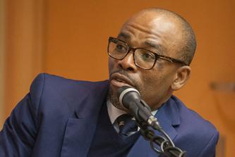 <p>Jean Eddy Saint Paul, director, CUNY Haitian Studies Institute</p>