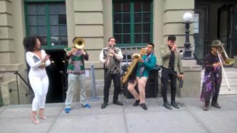 <p>Eco-Music Big Band</p>