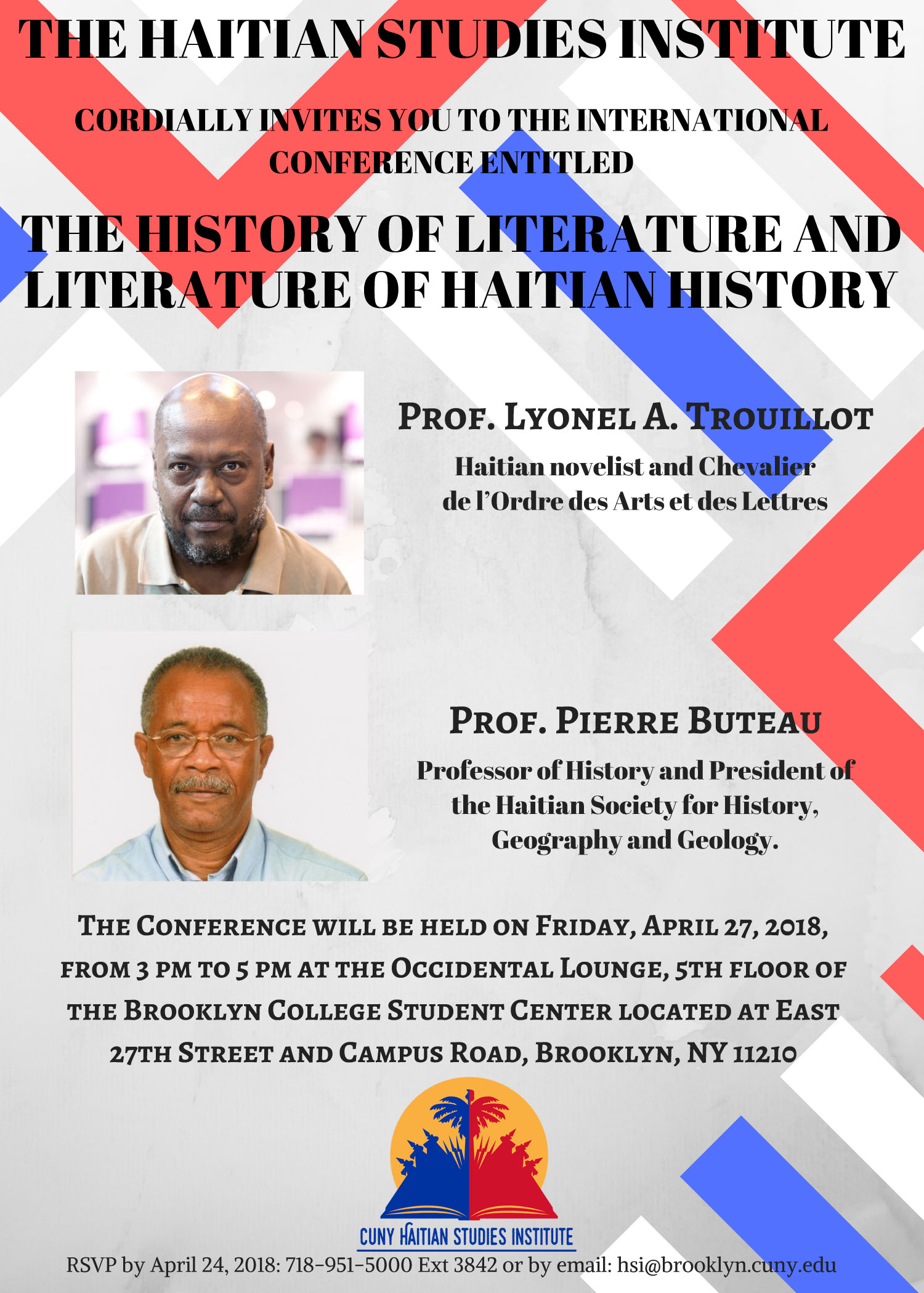 <p>&nbsp;The History of Literature And Literature of Haitian History</p>