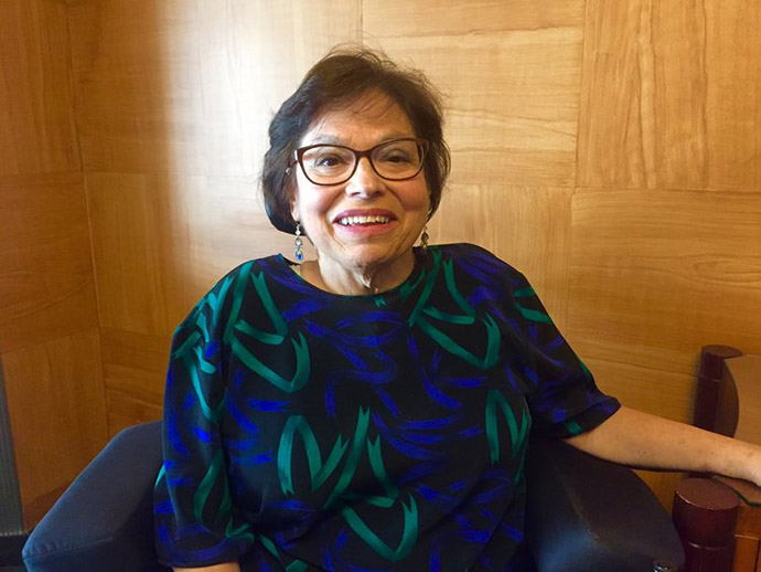 <p>Heumann's groundbreaking political activism has significantly impacted legislation affecting people with disability.</p>