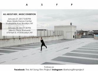 <p>Art Song concert featuring Maayan Goldenfeld, et al.</p>