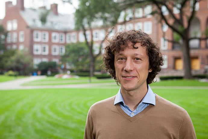 <p>Professor Michael Mandel. </p>