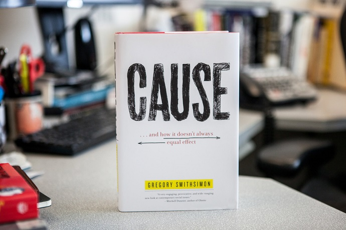 Smithsimon's <em>Cause:…and How It Doesn't Always Equal Effect</em> reexamines popular theories about the reasons for some social ills and uncovers surprising facts that point to other root causes.