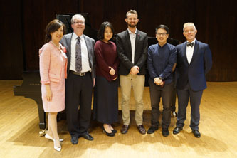 <p>Liszt Competition Winners and Judges</p>