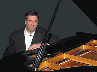 <p>Conservatory of Music professor and Grammy winner Jeffrey Biegel.</p>