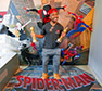 Tyquane Wright '06 Spins an Oscar-winning Web Into the Spider-Man Universe