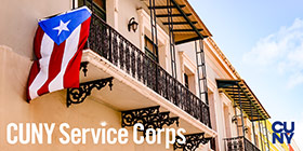 Summer Opportunity in Puerto Rico with CUNY Service Corps