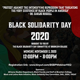 Black Solidarity Day