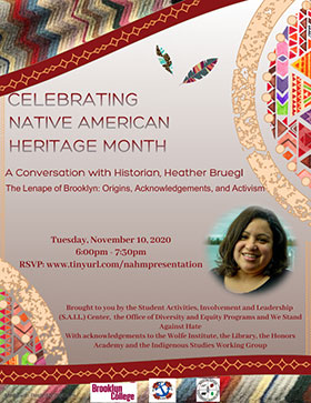 Celebrating Native American Heritage Month