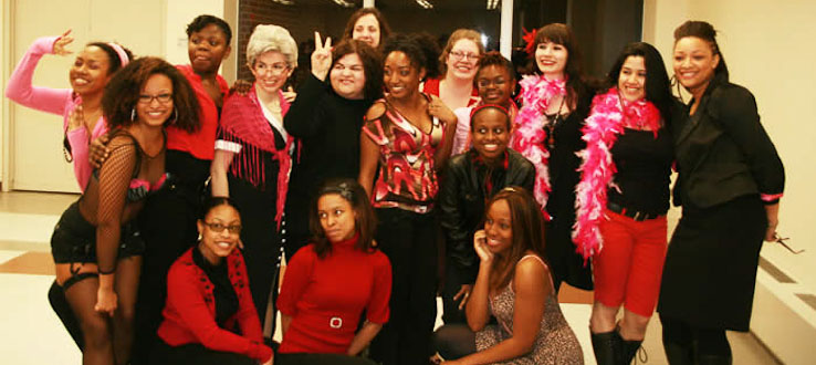 The Women's Center - V-Day 2011