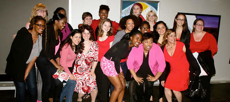 The Women's Center - V-Day 2012