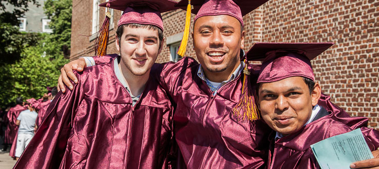 The Class of 2012 increased the number of our alumni by more than 4,000.