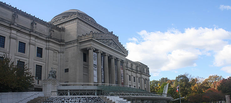 The Brooklyn Museum extends your education off campus.