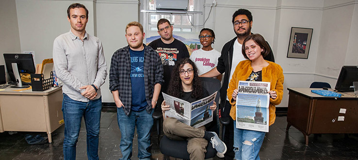 Student fees help support an abundance of services, including our student newspapers.
