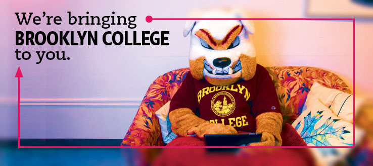 This fall, we're bringing the college to you.